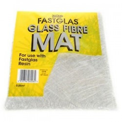 Upol Glass Fibre Matting 0.5 Sq mtr