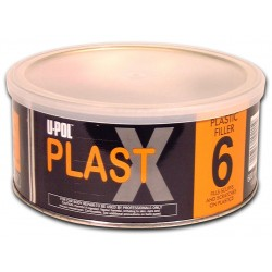 Upol Plast X Highly Flexible Body Filler for Plastics 600ml