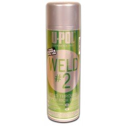 Upol Weld Through Copper Primer Aerosol 450ml