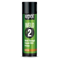 Upol Weld Through Copper Primer Aerosol 450ml