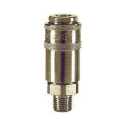 "1/4"" BSP Male Airline Coupler"