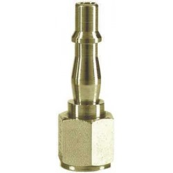 "1/4"" BSP Female Bayonet Connector"
