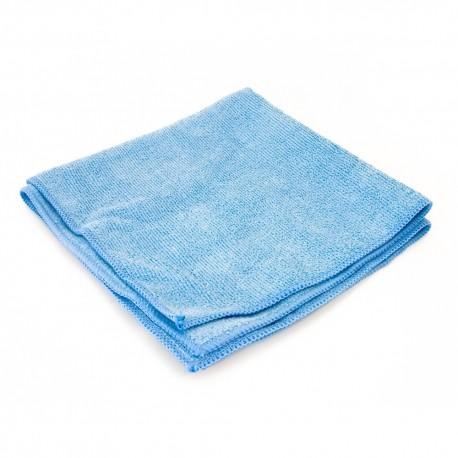 Blue Microfibre Cloth 40x40cm (Pack of 10)