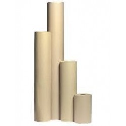 "Roll of 150mm (6"") Brown Masking Paper (250m)"