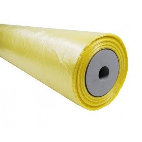 Yellow Polymask 4m x 150m