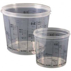 PP Mixing Cups 750ml (Box of 200)