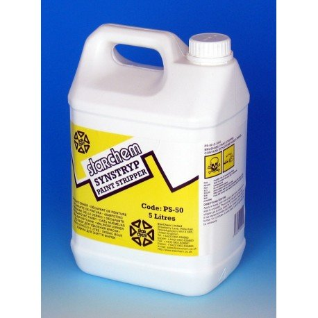Starchem SynStryp Paint Stripper, 5 litres