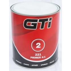 GT1 221 4:1 2K HB Primer Grey 3.5lt