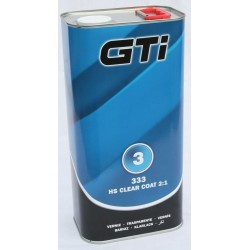 GTi 333 2:1 2K HS Clearcoat 5lt