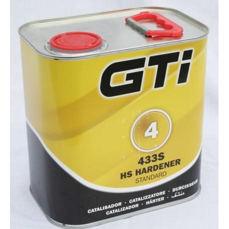 GTi 433 2K Standard HS Hardener 2.5lt