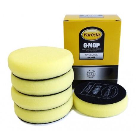 Farecla 75mm Yellow Compounding Foam (Pack of 5)