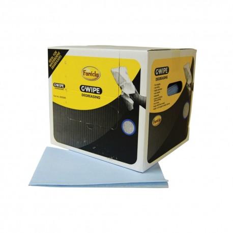 Farecla G Wipe Degreasing Wipes (Box of 100)