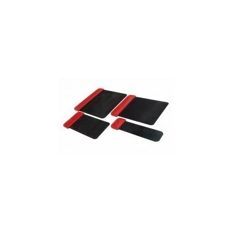 Fast Mover Steel Filler Spreaders (Set of 4)