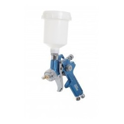 Fast Mover Mini HVLP Gravity Spray Gun 0.8mm, 125ml Pot