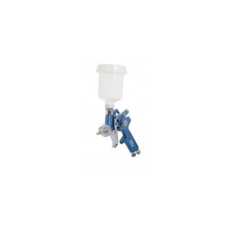 Fast Mover Mini HVLP Gravity Spray Gun 0.8mm, 125ml Pot
