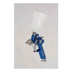Fast Mover Mini HVLP Gravity Spraygun 1.0mm, 125ml Pot