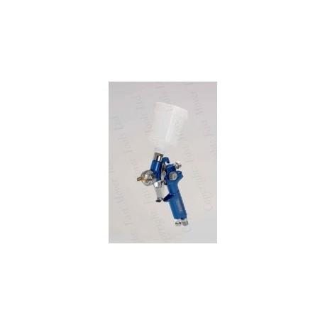 Fast Mover Mini HVLP Gravity Spraygun 1.0mm, 125ml Pot
