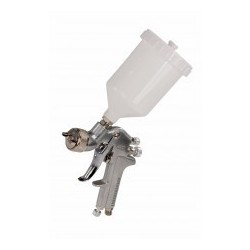 Fast Mover Gravity Feed Spray Gun 1.8mm Set Up with 600cc Pot