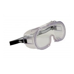 Fast Mover Ventialted Safety Goggles - Anti Dust & Chemical Resistant