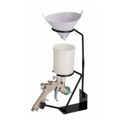 Fast Mover Bench Mounted Gun Holder with Filter Cradle