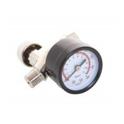 Fast Mover Mini Air Regulator With Gauge