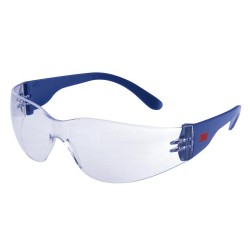 3M Classic Line Safety Spectacles, Anti-Scratch/Anti-Fog, Clear Lens