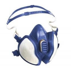 3M Maintenance Free Half Mask Respirator, FFA1P2R D Filters