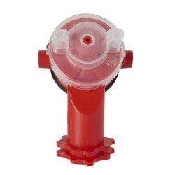 3M Accuspray Atomizing Head, Red, 2.0 mm, PN16609