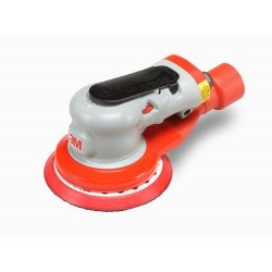 3M Electric Random Orbital Sander, 150 mm,2.5 mm orbit - by Grove