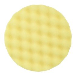 3M Perfect-it Polishing Pad, 75 mm Xfine Yellow