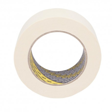 Scotch Masking Tape 2328, 48 mm x 50 m, Qty of 20 rolls