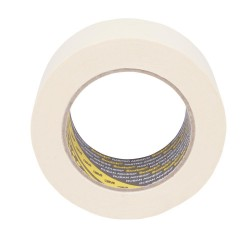 Scotch Masking Tape 2328, 72 mm x 50 m, Qty of 16 rolls