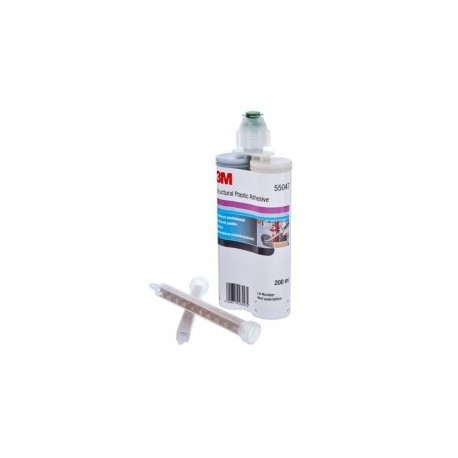 3M Structural Plastic Adhesive, 200 ml