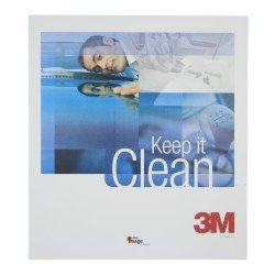 3M Interior Protection Automotive Floor Mat, Qty of 250