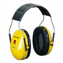 3M PELTOR Optime I Ear Muffs, 27 dB, Yellow