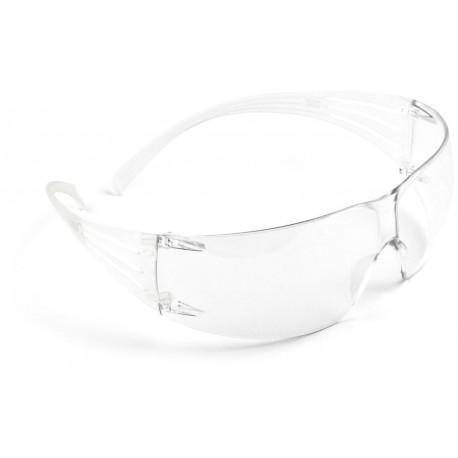 3M SecureFit Safety Spectacles, Anti-Scratch / Anti-Fog - Clear Lens