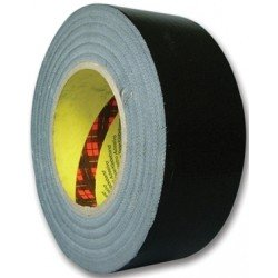 Scotch Waterproof Cloth Tape 3998, 50 mm x 50 m
