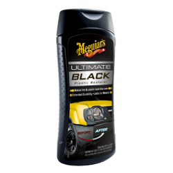 Meguiars Ultimate Black Plastic Restorer - 335ml