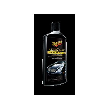Meguiars Gold Class Carnauba Plus Liquid Car Wax 473ml