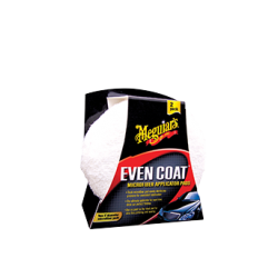 Meguiars Even Coat Microfibre Applicator Pads (2 pack)