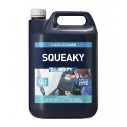 Concept Squeaky Glass Cleaner 5lt - by Grove