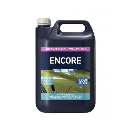 Concept Encore New & Used Car Polish 5lt - by Grove