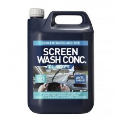 Concept Screen Wash Concentrate - 5 litres (makes 200 litres)
