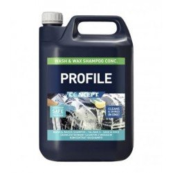Concept Profile Wash & Wax 5lt - by Grove
