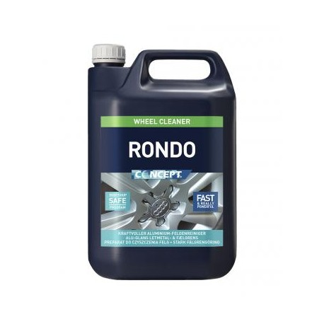 Concept Rondo Acid Wheel Cleaner 5lt - by Grove