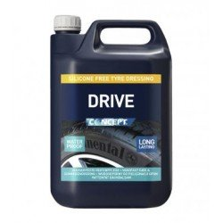 Concept Surf-Ace Drive Tyre Dressing 5lt - by Grove