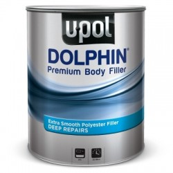 U-pol Dolphin Body Filler for Deep Repairs 3lt