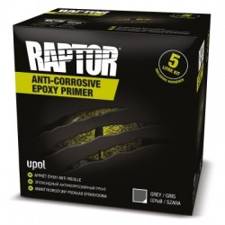 Raptor Anti Corrosive Epoxy Primer Kit 1lt