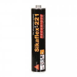 Sikaflex 221 Light Grey 310ml cartridge
