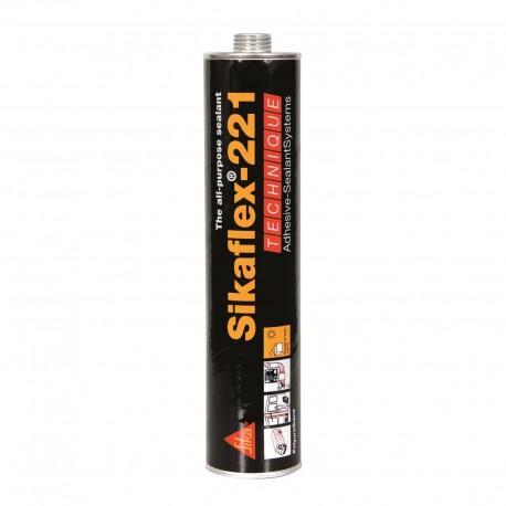 Sikaflex 221 Light Grey 310ml cartridge - by Grove